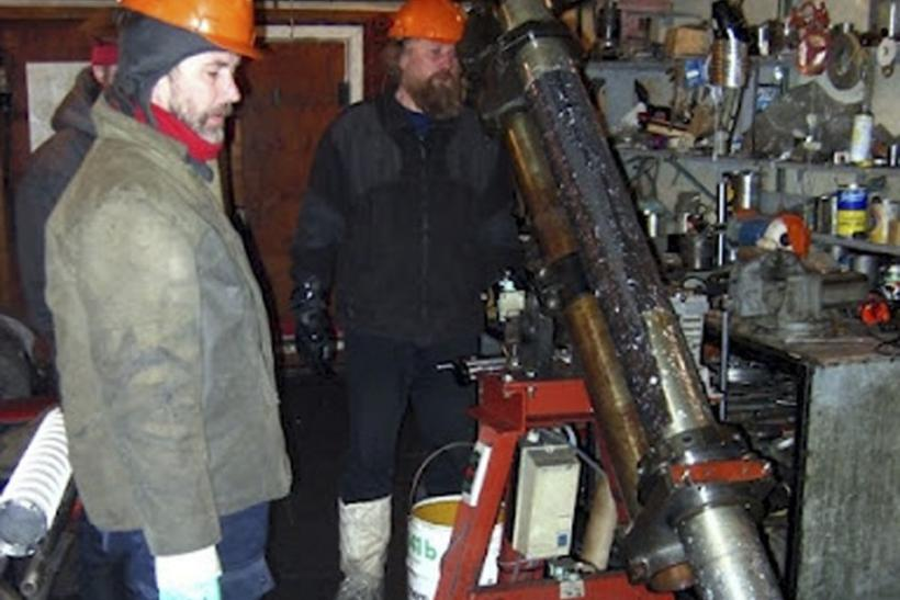 Lake Vostok Drilling Expedition