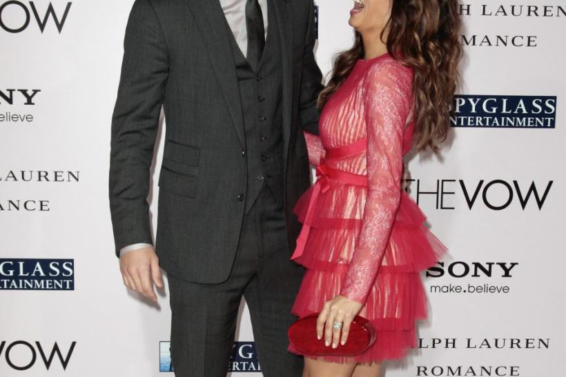 Channing Tatum and wife, actress Jenna Dewan-Tatum