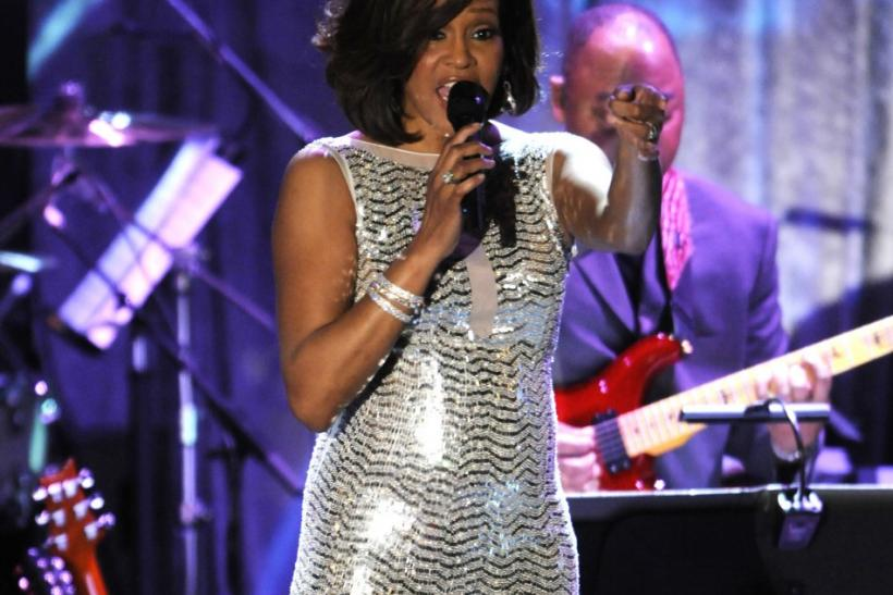 Whitney Houston 2011