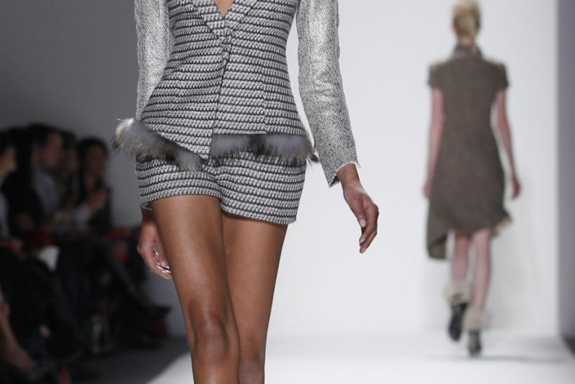 New York Fashion Week 2012