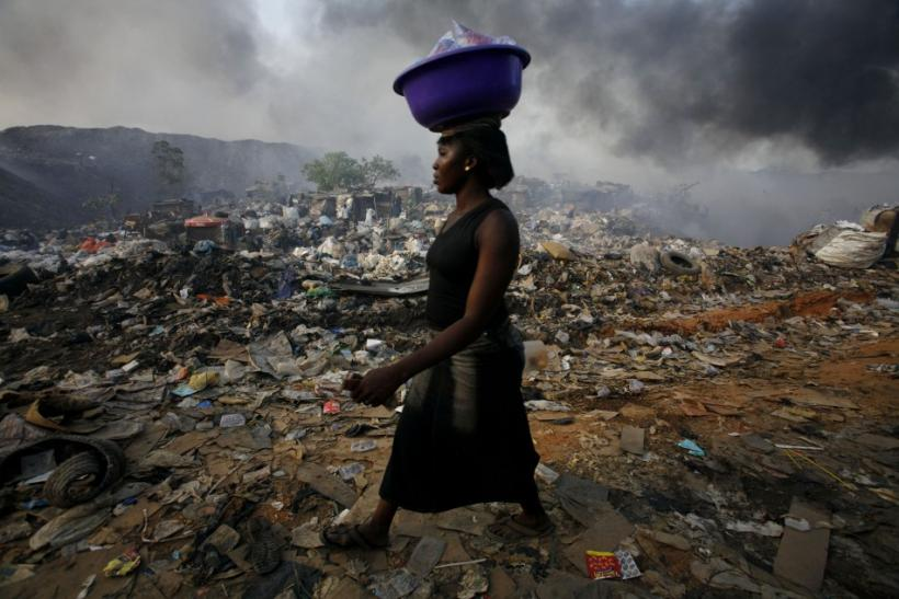 poverty in nigeria Corruption in nigeria the $20-billion hole in africa's largest economy most nigerians live in poverty millions would be spared if officials stopped pilfering from the public purse.