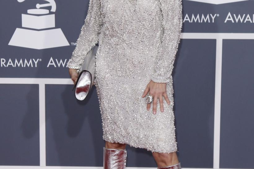 Grammys 2012 Red Carpet Worst Dressed