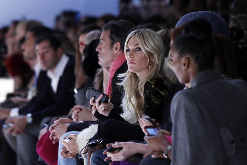 New York Fashion Week 2012: Stars and Front Row Celebrities at the Event