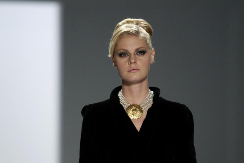 New York Fashion Week: Prete & Bruno Captivate with Classic Elegance for Fall 2012