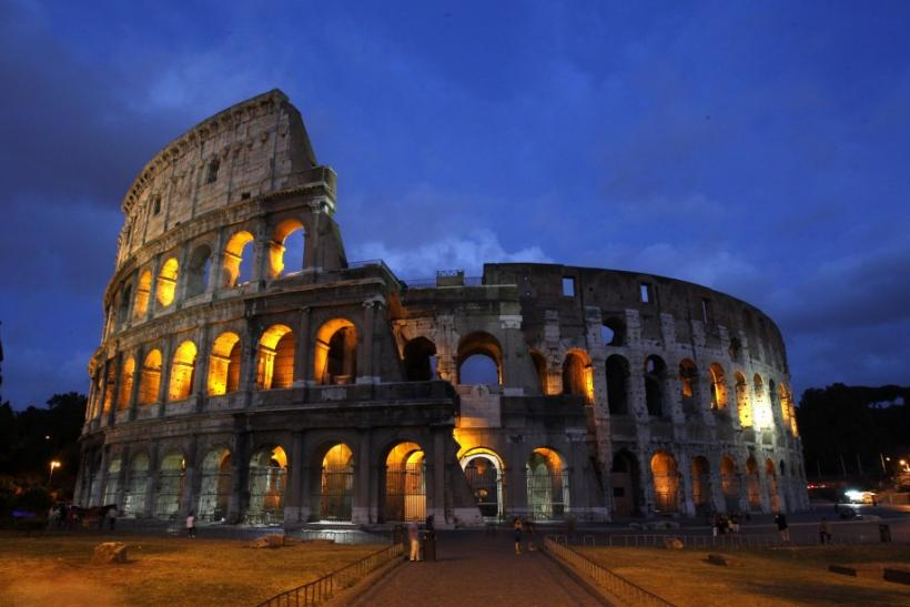 Rome's ancient Colosseum has seen many sporting contests, but 2020 Olympic Games will not be one of them
