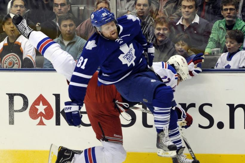 1. Phil Kessel, Maple Leafs RW 15%