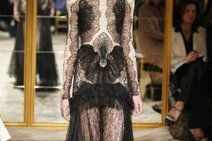 Red-carpet Elaborate Creations Mark Marchesa's Fall/Winter 2012 Display