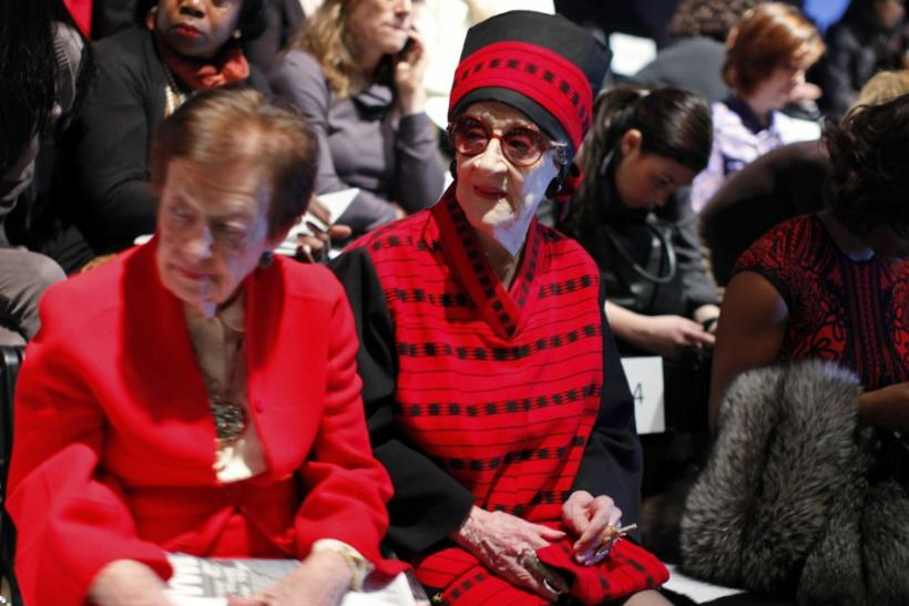 Zelda Kaplan Dies at New York Fashion Week