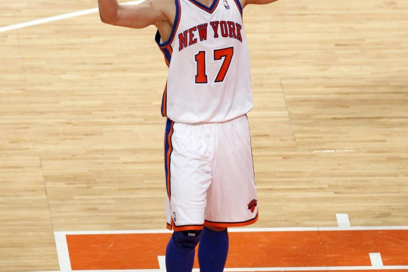 sports shoes 0a34b 6333f Jeremy Lin Resolves Time Warner, MSG Network Dispute