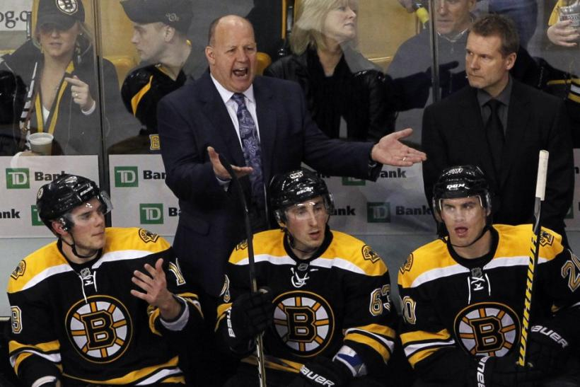 Bruins coach Claude Julien and the rest of the team need to find a way to right the ship after floundering for the last month.