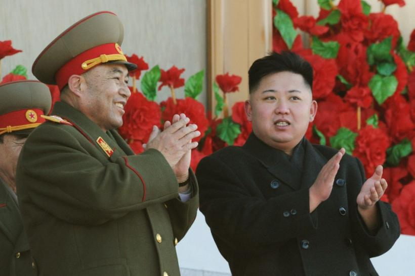 North Korea Observes Kim Jong II's Birth Anniversary [PHOTOS]