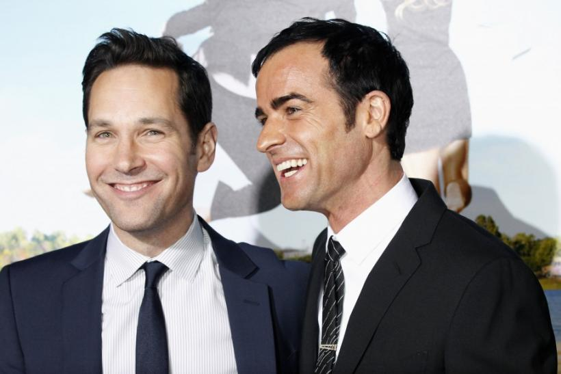 Paul Rudd, Justin Theroux