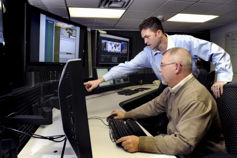 DHS Workers Monitor the Web