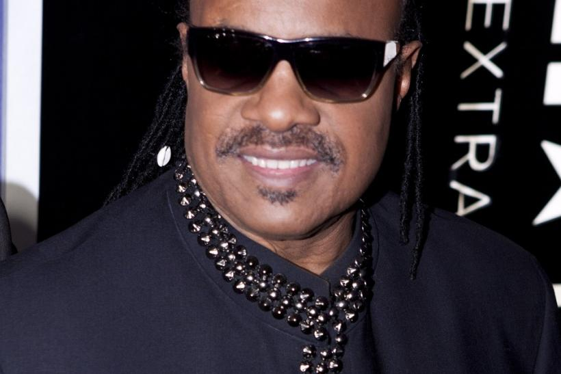 Stevie Wonder Apologizes For Saying Gay People -- Like Frank Ocean