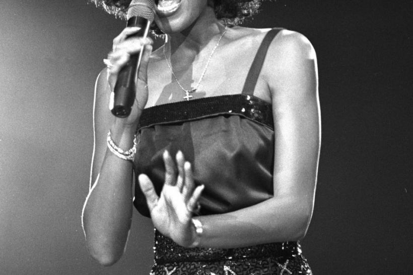 """Illegal"" Whitney Houston"