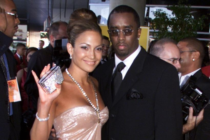 Jennifer Lopez and P-Diddy