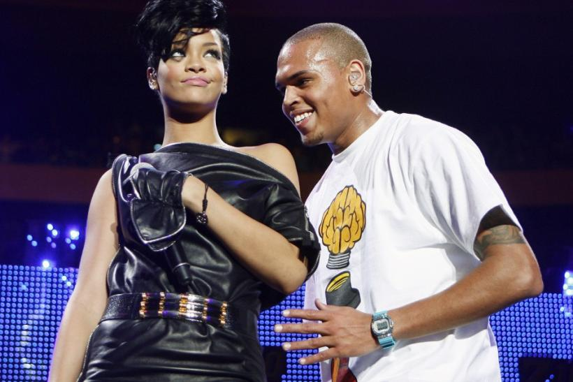 Rihanna and Chris Brown Back Together: RiRi Moving To London To Escape Breezy?