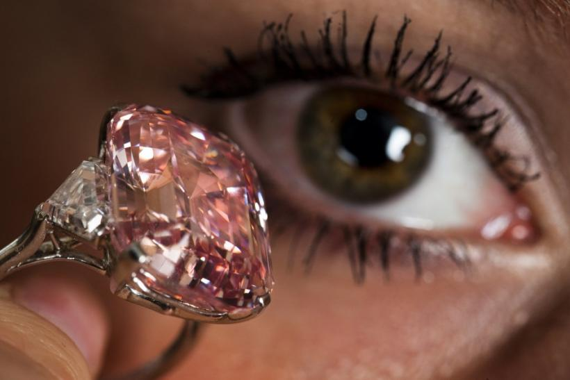 Monster 12.76-carat Pink Diamond Found in Australia