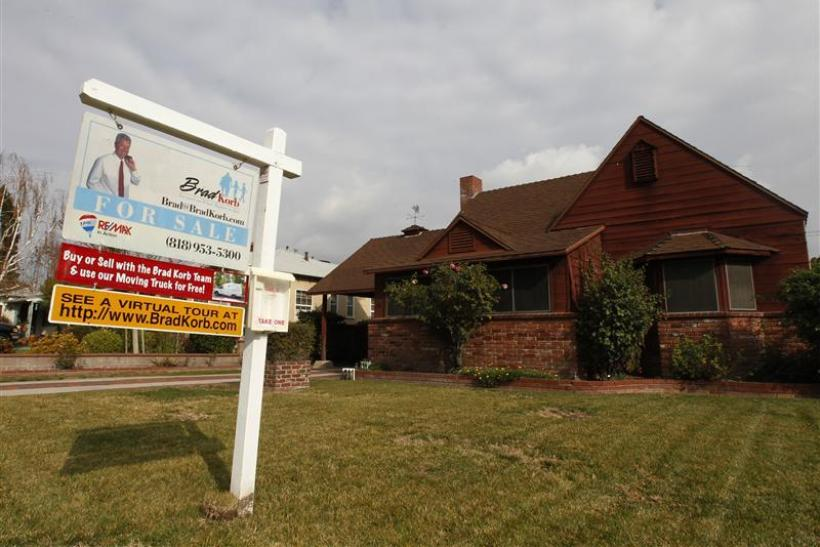 Mortgage rates have bounced off at 26-year historic low in the week of Feb. 22, 2012.
