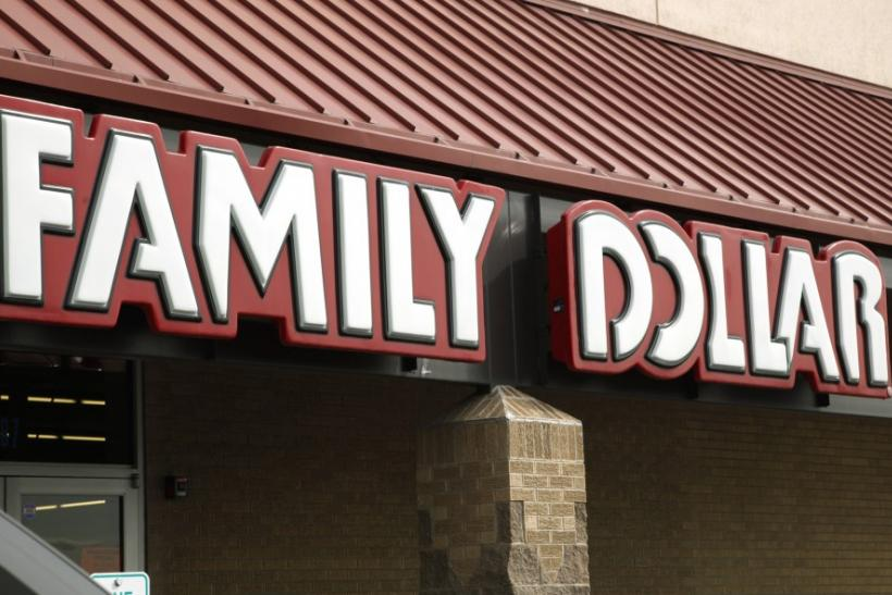 The entrance to the Family Dollar store is seen in Westminster