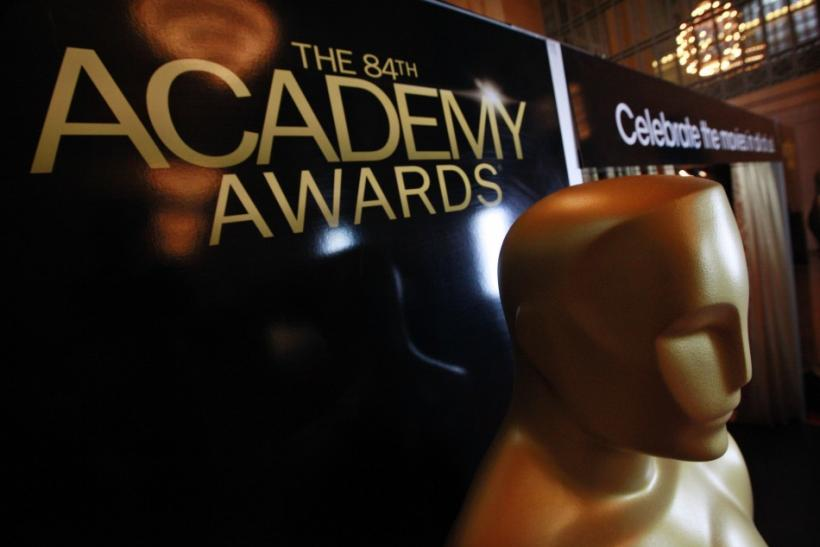 The 84th Academy Awards will take place on Sunday at 7 p.m. ET.