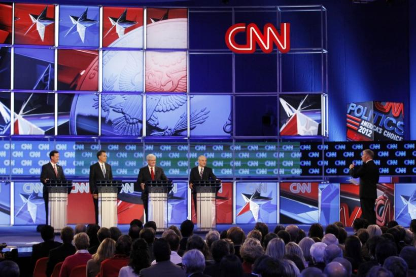 Who Won The Arizona Republican Debate 2012?