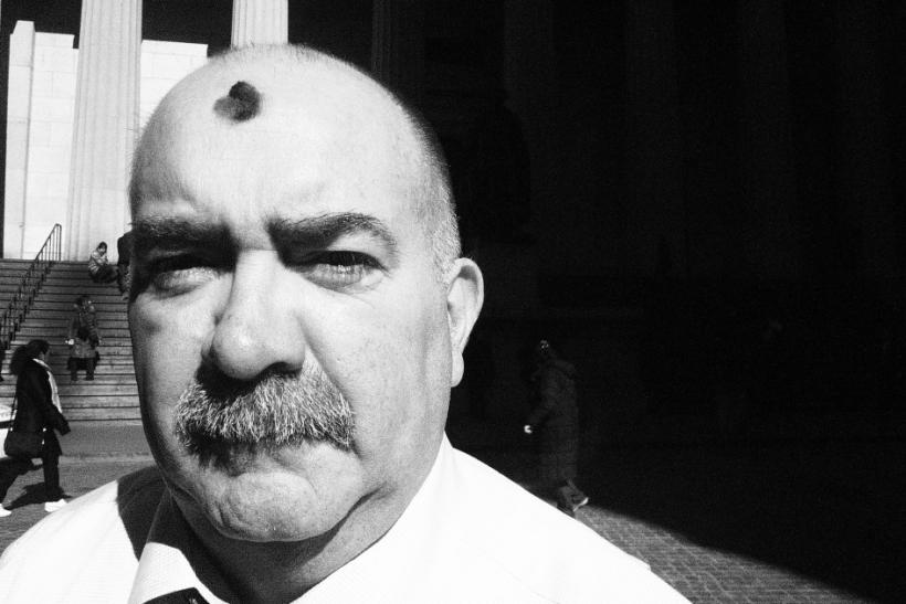 Ash Wednesday: Faces of the Faithful [PHOTOS]