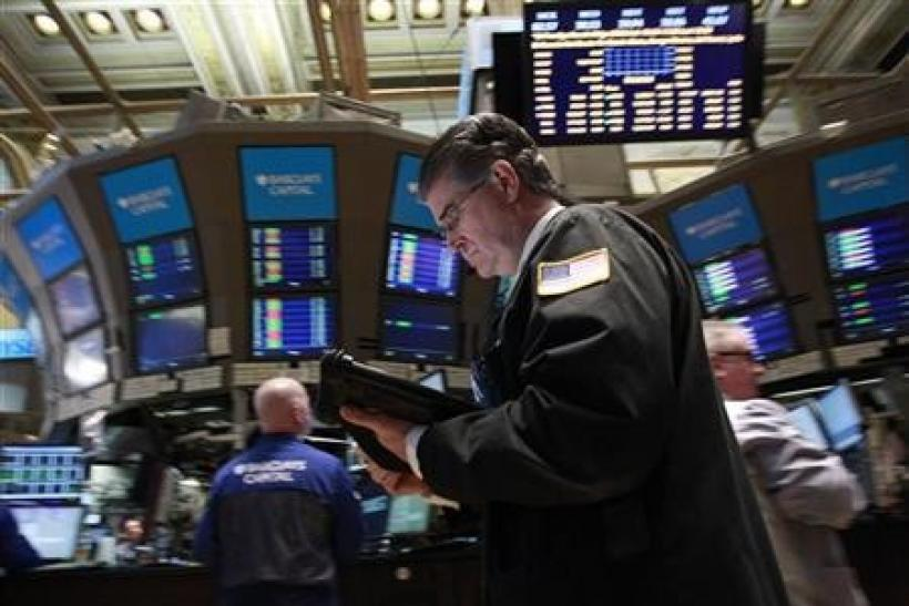 Stock futures point to modest gains at open