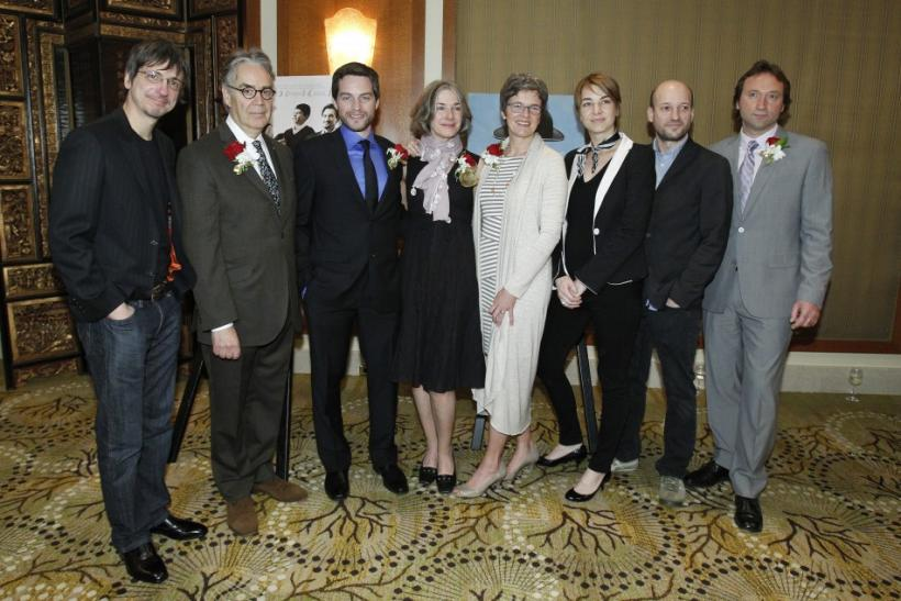 Canadian Oscar Nominees 2012