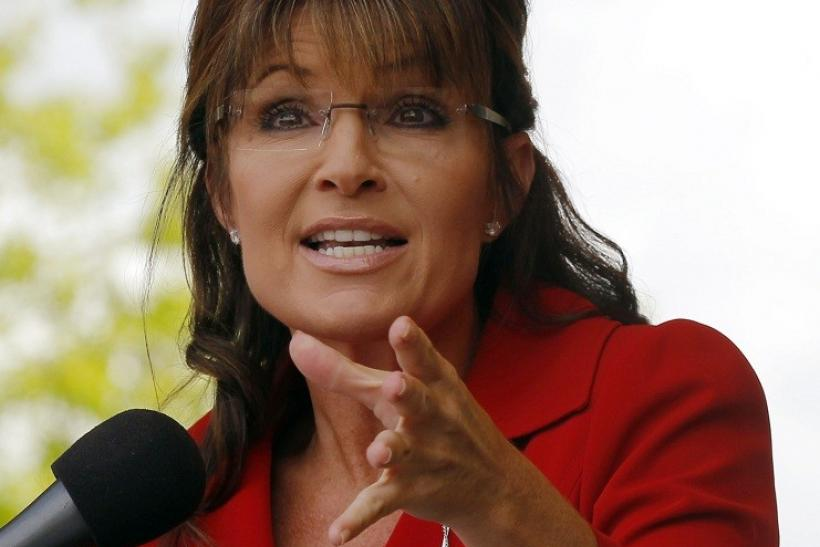 Sarah Palin on the 'Today' Show: She Needs the 'Lamestream Media'