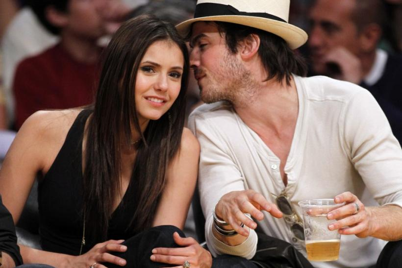 Ian och Nina dating 2012