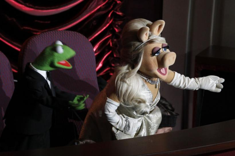 The Muppets Oscars 2012