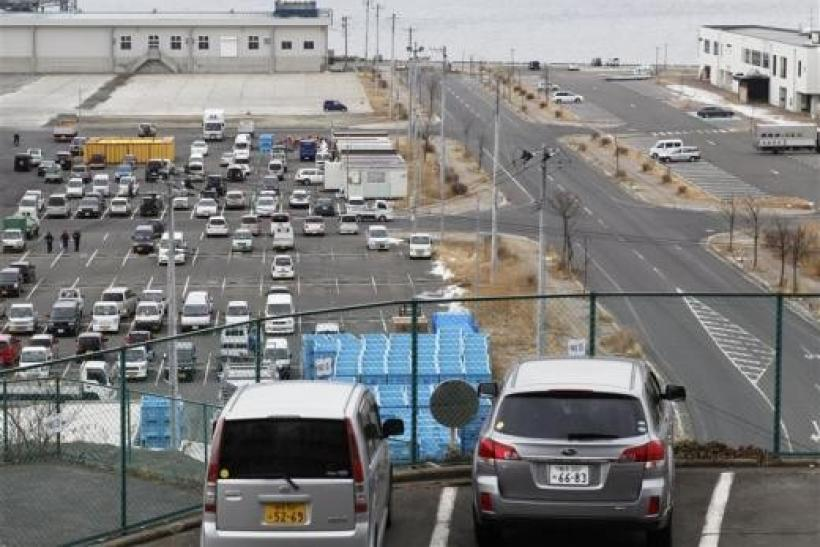 Japan Tsunami Recovery: Pictures of Then and Now