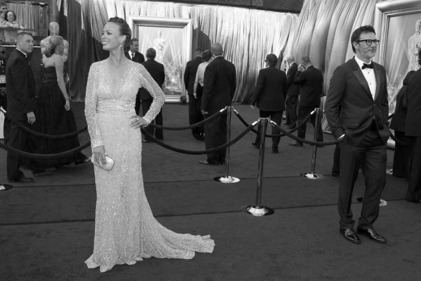 """The Artist"" Cleans up at Oscars 2012"