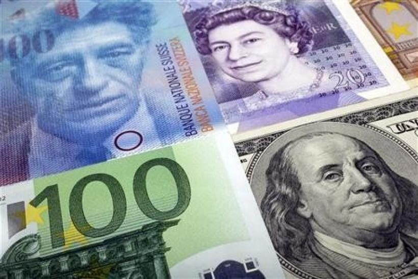 Euro firm vs dollar ahead of ECB cash boost; yen choppy