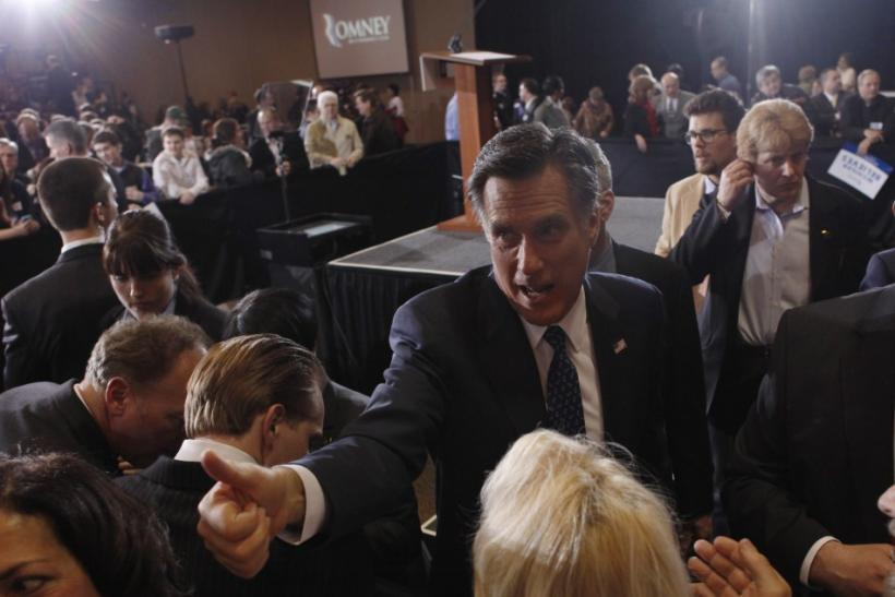 Mitt Romney's Michigan and Arizona Victory Speech: Transcript and Video