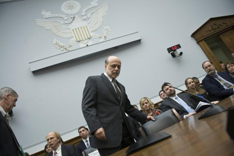 Chairman Bernanke Before the House of Representatives on February 29