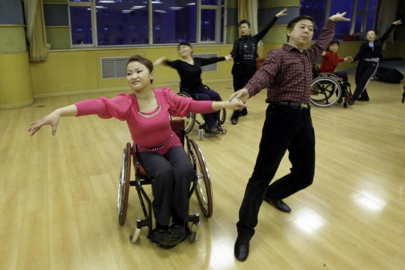 Dancing for the Disabled
