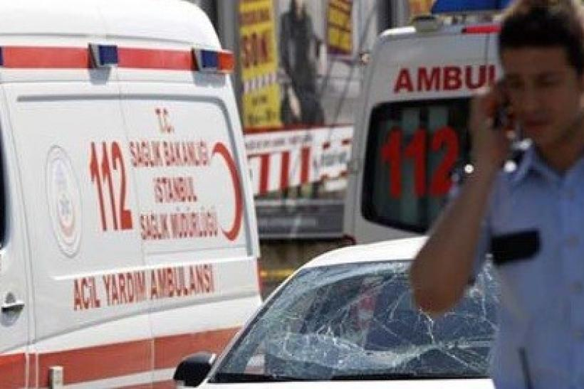 Turkish blast injures 15