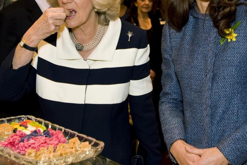 Camilla, Duchess of Cornwall, Kate Middleton