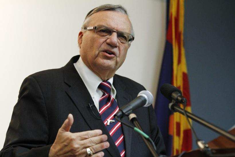 'America's Toughest Sheriff' Joe Arpaio Implies Obama's Birth Certificate Fake; 'Birther' Conspiracy Continues