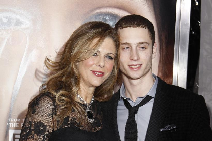 Chet Haze and mom, Rita Wilson