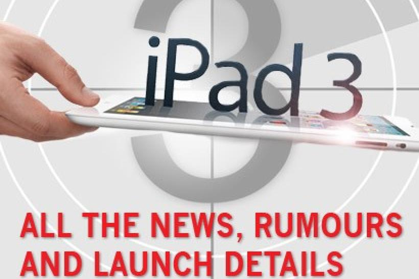 iPad 3 Launch Day today