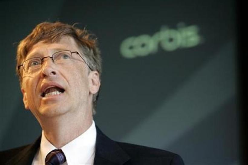2. Bill Gates - United States
