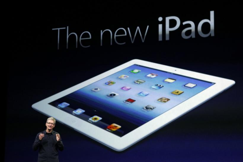 New iPad Price Points