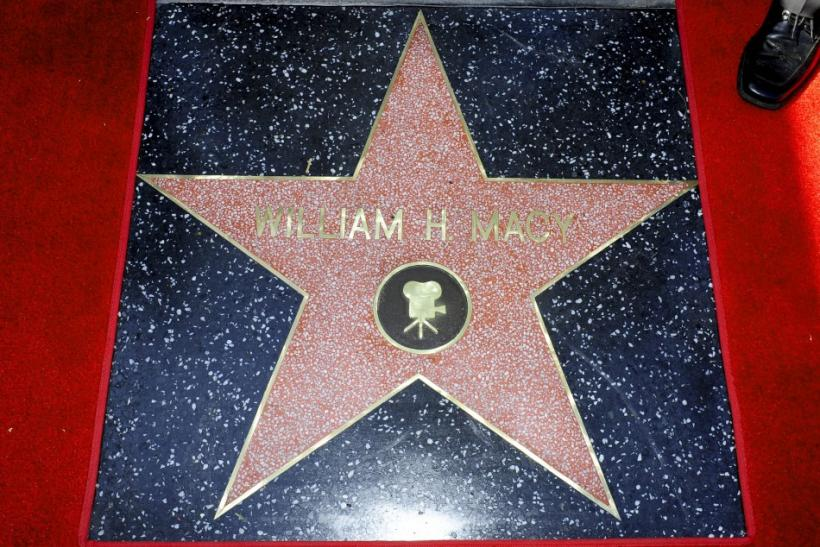 William H. Macy's Star