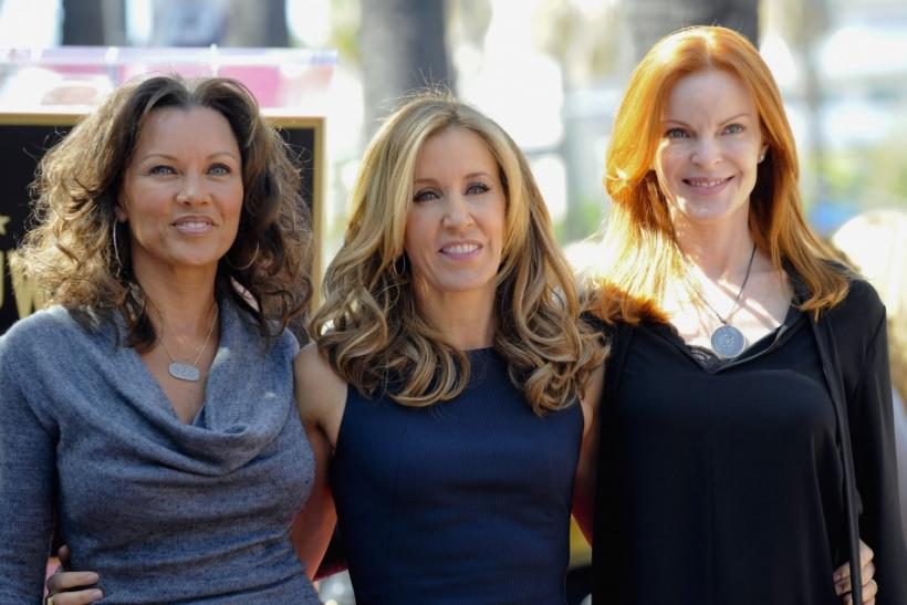 Vanessa Williams, Felicity Huffman, Marcia Cross