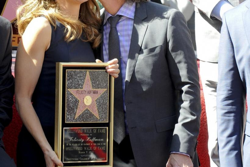 Felicity Huffman, William H. Macy