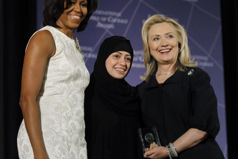 Michelle Obama, Hillary Clinton Awards 10 Women For Courage and Leadership