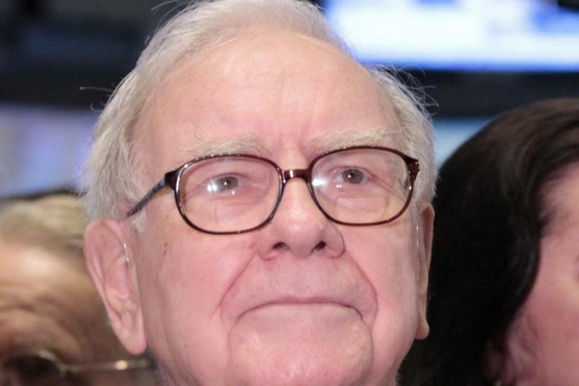 BREAKING: Warren Buffett Diagnosed With Prostate Cancer: Stage I 'Not Remotely Life-Threatening,' Berkshire Hathaway CEO Says